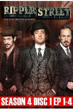 Ripper Street - Season 4 Disc 1 (1-4)