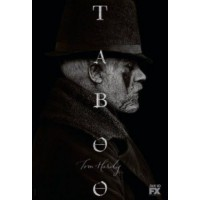 Taboo Season 1 Disc 1 Ep 1-4 (Disc 1 of 2)