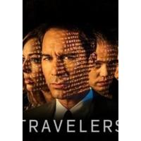 Travelers - Season 1 Disc 2 Episodes 7-12 (Disc 2 of 2)