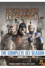 Barbarians Rising - Complete 1st Season Episodes 1-4 (Disc 1)