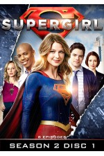 Supergirl - Season 2 Disc 1 (1-8)