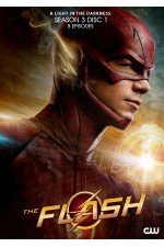 Flash - Season 3 Disc 1 (1-8) The