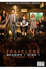 Travelers - Season 1 Disc 1 Episodes 1-6 (Disc 1 of 2)