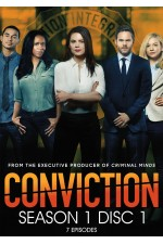 Conviction - Season 1 Disc 1 (1-7)