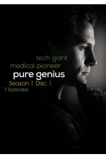 Pure Genius - Season 1 Disc 1 (1-7)