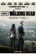 Walking Dead - Season 7 Disc 1 (1-5) The