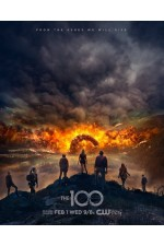 The 100 Season 4 Disc 1 Ep 1-7 (Disc 1 of 2)