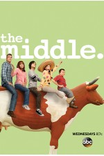 The Middle Season 8 Disc 1 Ep 1-12 (Disc 1 of 2)