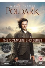 Poldark -Season 2-Disc 2 Episodes 6-10 ( Disc 2 of 2)