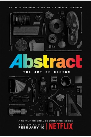 Abstract The Art of Design The Complete 1st Season