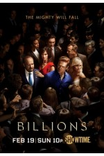 Billions Season 2 Disc 1 Ep 1-6 (Disc 1 of 2)