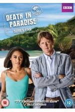 Death In Paradise Season 6 Disc 1 Ep 1-4 (Disc 1 of 2)