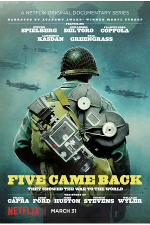 Five Came Back The Complete 3 Part Mini-Series
