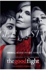 The Good Fight Season 1 Disc 2 Ep 6-10 (Disc 2 of 2)