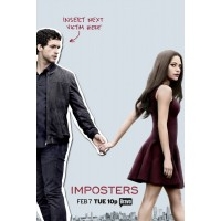 Imposters Season 1 Disc 1 Ep 1-5 (Disc 1 of 2)