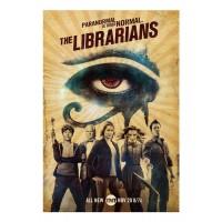 The Librarians  -Season 3 Disc 2 Episodes (6-10)