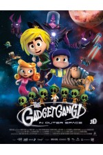GadgetGang in Outer Space (2017)