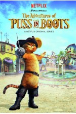 The Adventures of Puss in Boots  -The Complete 4th Season