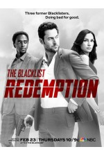 The Blacklist Redemption The Complete 1st Season 1-8