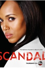 Scandal Season 6 Disc 1 Ep 1-8 (Disc 1 of 2)