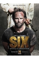 SIX The Complete 1st Season 1-8