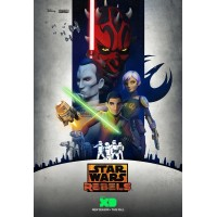 Star Wars Rebels  Season 3 Disc 2