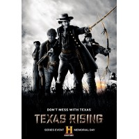 Texas Rising The Complete 5 Part Mini-Series  Disc 2