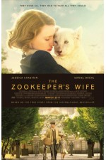Zookeeper's Wife (2017)  The