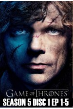 Game of Thrones – Season 5 Disc 1 (1-5)