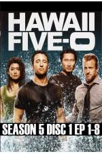 Hawaii Five-0 - Season 5 Disc 1 (1-8)