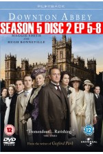 Downton Abbey - Season 5 Disc 2 (5-8)