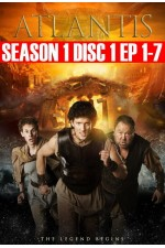 Atlantis - Season 1 Disc 1 (1-7)