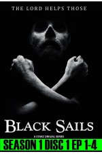 Black Sails - Season 1Disc 1 (1-4)