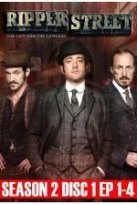 Ripper Street - Season 2 Disc 1 (1-4)