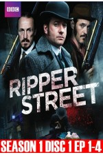 Ripper Street - Season 1 Disc 1 (1-4)