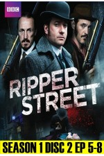Ripper Street - Season 1 Disc 2 (5-8)