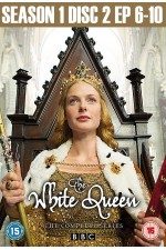 White Queen - Season 1 Disc 2 (6-10) The