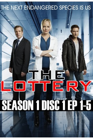 Lottery - Season 1 Disc 1(1-5) The