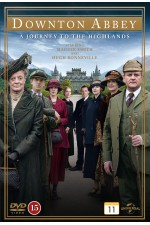 Downton Abbey A Journey to the Highlands (Christmas Special 2012)