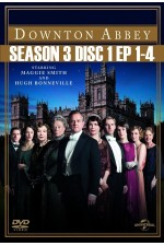 Downton Abbey - Season 3 Disc 1 (1-4)