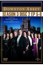 Downton Abbey - Season 3 Disc 2 (5-8)
