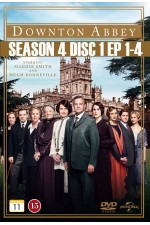 Downton Abbey - Season 4 Disc 1 (1-4)