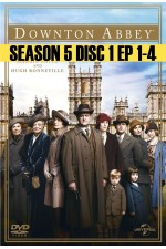 Downton Abbey - Season 5 Disc 1 (1-4)