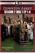 Downton Abbey - Season 2 Disc 1 (1-4)