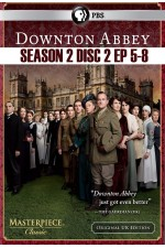 Downton Abbey - Season 2 Disc 2 (5-8)