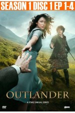 Outlander - Season 1 Disc 1 (1-4)