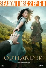 Outlander - Season 1 Disc 2 (5-8)
