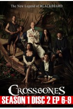 Crossbones - Season 1 Disc 2