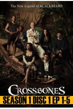 Crossbones - Season 1 Disc 1