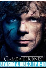 Game of Thrones – Season 4 Disc 2 (6-10)